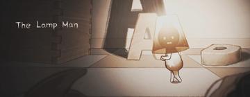 オリジナル短編アニメーション「The Lamp Man」を公開しました。