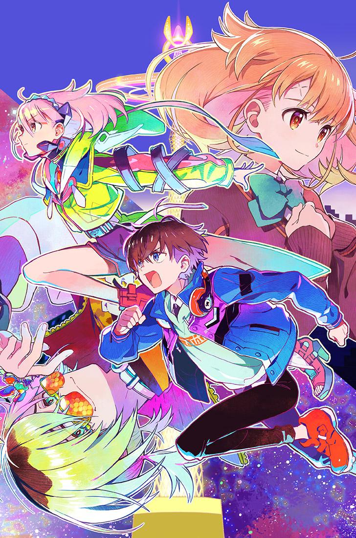 Live2D オリジナルショートアニメーション 『ヒーローベータ』